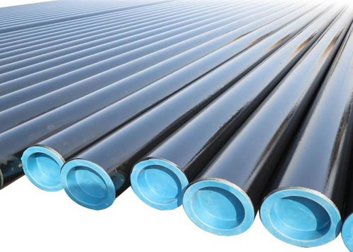 ท่อเหล็กโครงสร้างเม็ดละเอียด S275J0H S275J2H S355J0H S355J2H