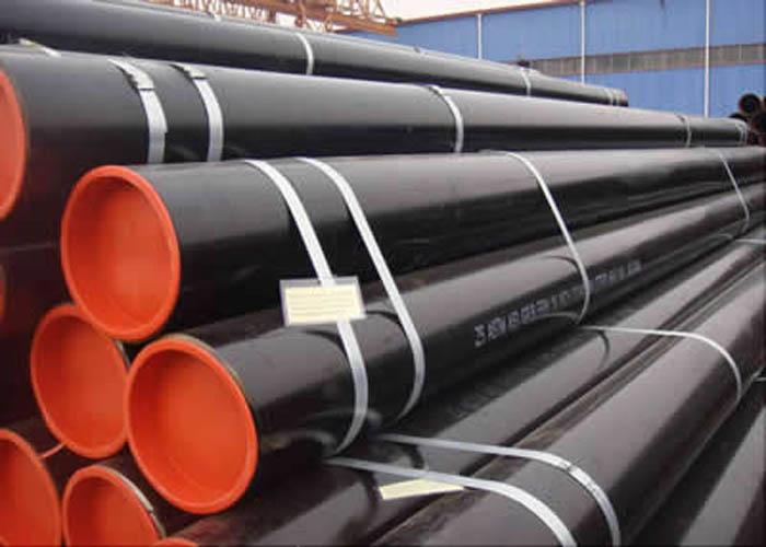 ท่อเหล็ก GR B, X42, X46, X56, X60, X65, X70 ERW HFI EFW