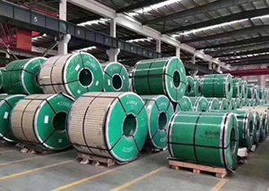 เหล็กม้วนสแตนเลส ASTM JIS DIN GB
